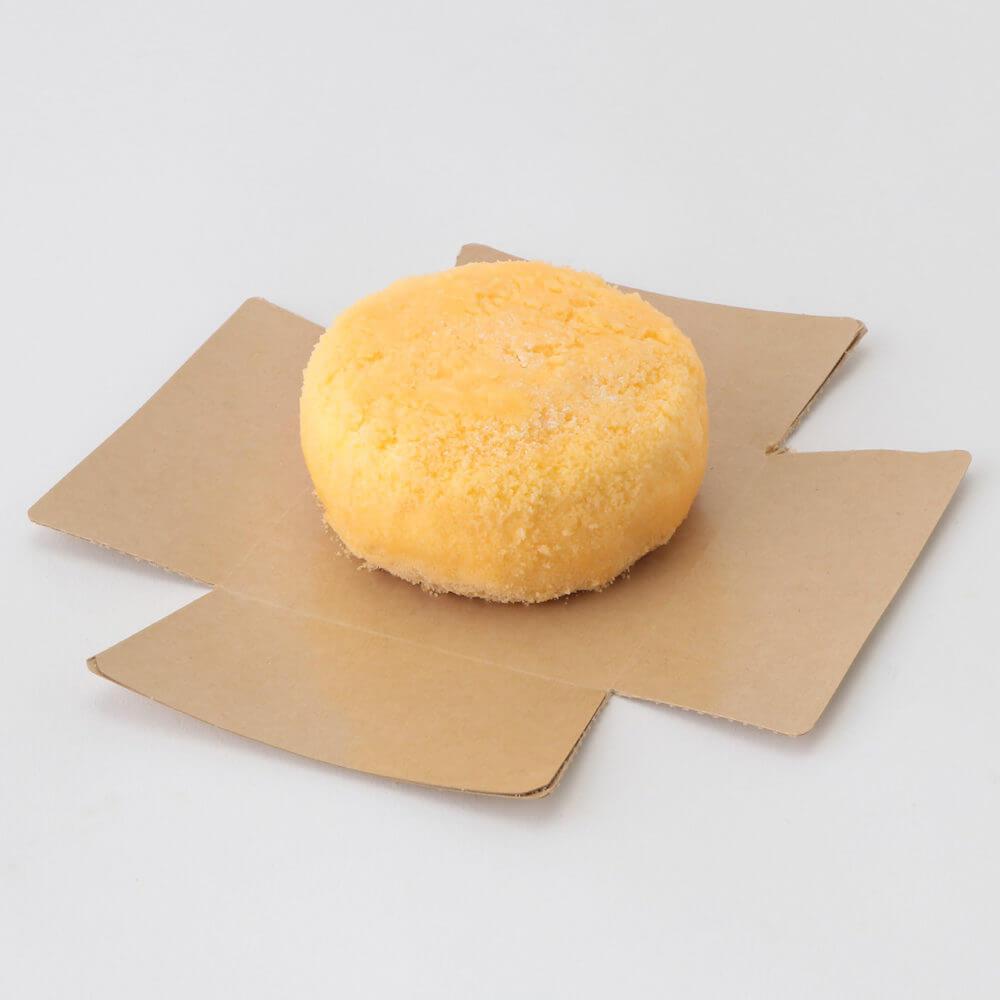 無印良品「二層仕立のチーズケーキ」画像