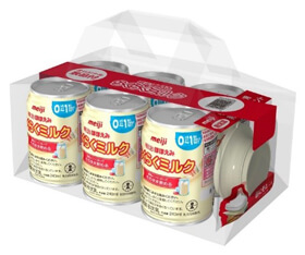 「明治ほほえみ らくらくミルク」6缶セット