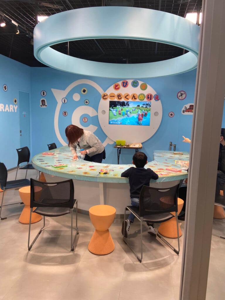 NHKスタジオパーク「クリエイティブラボ」
