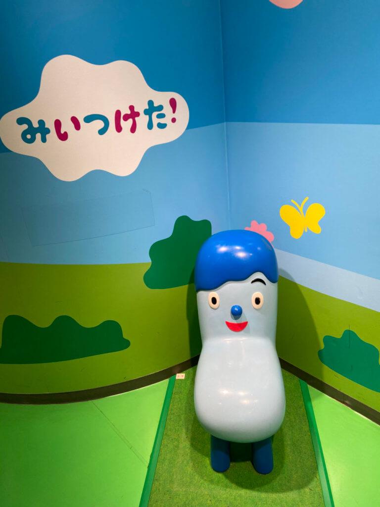 NHKスタジオパークCフロア